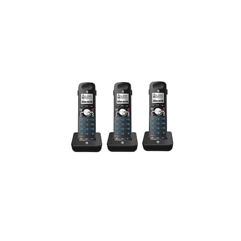 AT&T TL88002 Handset Speakerphone w/ 50 Station Phone Directory (3 Pack)