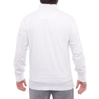 Timberland Earthkeepers Long Sleeve Mix Media Henley Men Henley Shirt