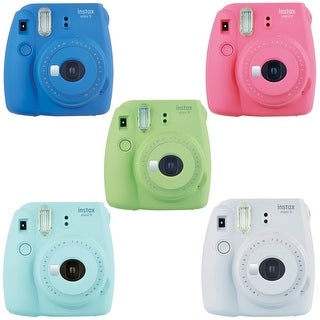 Fujifilm instax mini 9 Instant Film Camera (5 options available)