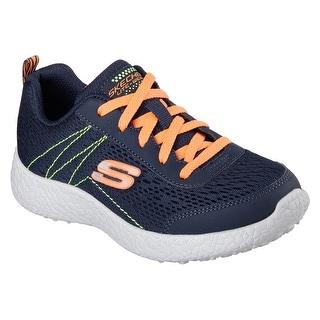 Skechers 97300L NVOR Boy's BURST - SECOND WIND Sneaker