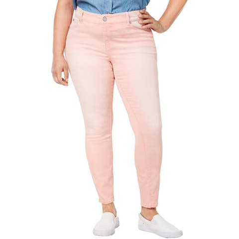 Celebrity Pink Womens Plus Jeans Denim Colored