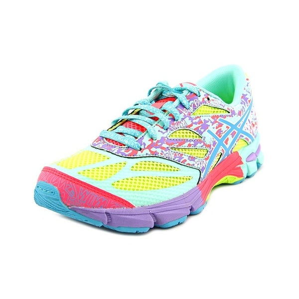Asics Gel-Noosa Tri 10 GS Round Toe Synthetic Running Shoe
