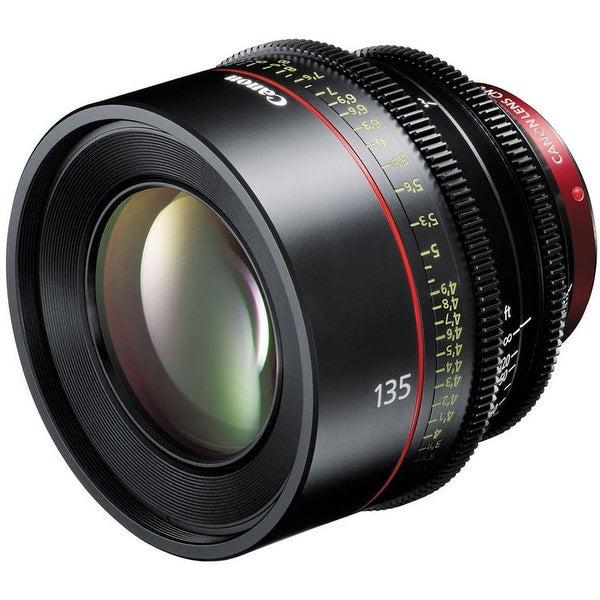 Canon CN-E 135mm T2.2 L F Cinema Prime Lens (EF Mount) (International Model)