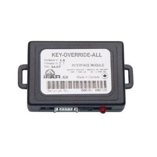 Crimestopper Keyoverrideall Key Override Databus Dataport