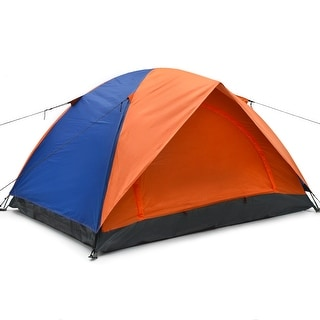 ODOLAND 2 Person C&ing Tent Waterproof Lightweight Tent for C&ing Traveling Hiking with Carry Bag  sc 1 st  Overstock.com & Tents u0026 Outdoor Canopies For Less | Overstock.com