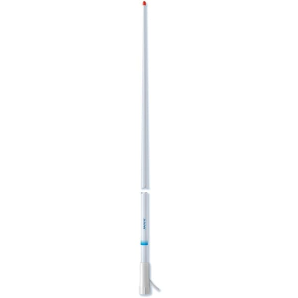 Pacific Aerials SeaMaster Classic 8' AM/FM Ultraglass Antenna