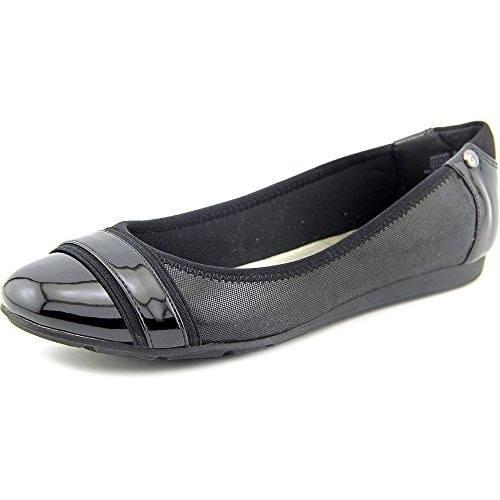 Anne Klein Womens Aamil Closed Toe Slide Flats