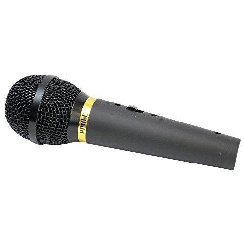 """""""PYLE Audio PYLPPMIKB Pyle-Pro PPMIK Dynamic Microphone"""""""