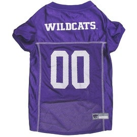 Collegiate Kansas State Wildcats Pet Jersey