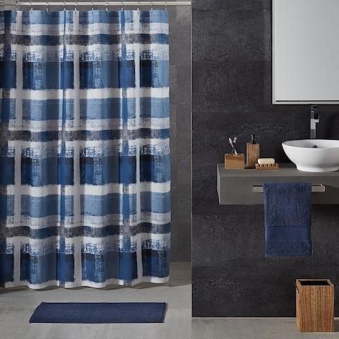 Five Queens Court Preston Shower Curtain