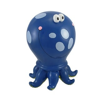 Link to Blue Polka Dot Octopus Children`s Coin Bank 10 In. Similar Items in Collectibles