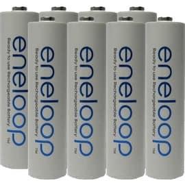 Eneloop Panasonic AAA New 2100 Cycle Rechargeable Batteries- 8 pack|https://ak1.ostkcdn.com/images/products/is/images/direct/f1e5a6fbd38b30ca2254bebe527917e92c6c89ad/Eneloop-Panasonic-AAA-New-2100-Cycle-Rechargeable-Batteries--8-pack.jpg?impolicy=medium
