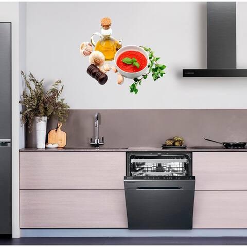 Kitchen Decal, Kitchen Sticker, Restaurant Decal, Restaurant Sticker, Kitchen Wall Decor