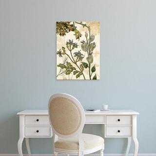 Easy Art Prints Melissa Wang's 'Enchanted I' Premium Canvas Art