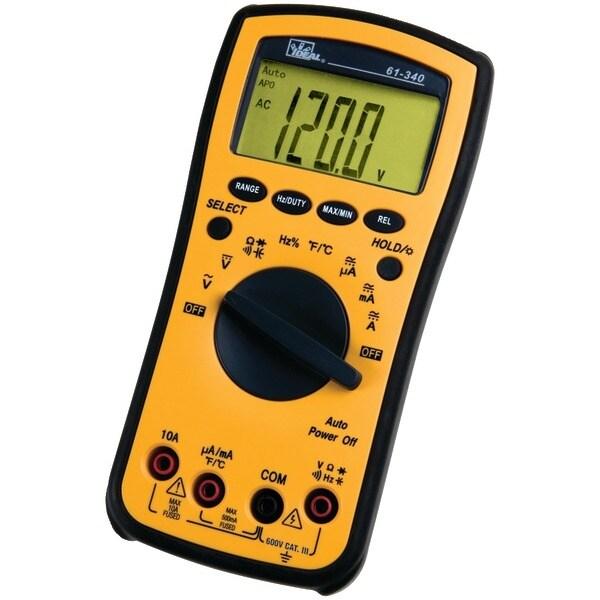 Ideal 61-340 Test-Pro(Tm) Multimeter