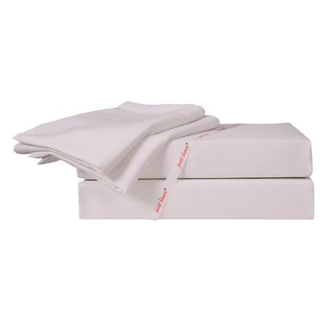 360 TC Super Fine 100% Pima Cotton Sateen, Solid Color Sheet Set