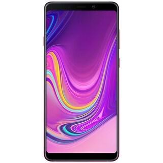 Samsung Galaxy A9 (2018) A920F 128GB Unlocked GSM Dual-SIM Phone w/ Quad (24MP/8MP/10MP/5MP) Rear Camera