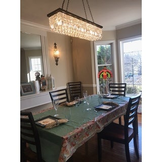 Cassiopeia 8-Light Crystal Chandelier