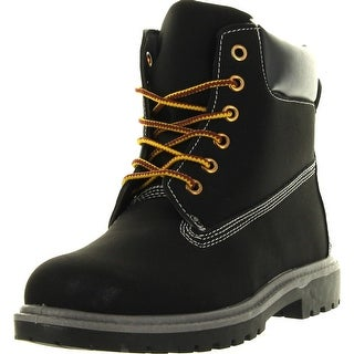 Reneeze Daily-03 Womens Mid-Calf Field Work Boots - Black