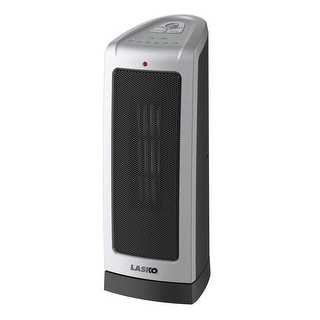 Lasko 5309 Ceramic Oscillating Tower Heater, 1500 Watts