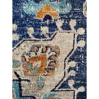 SAFAVIEH Madison Diederike Boho Medallion Distressed Rug