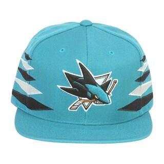 Mitchell & Ness San Jose Sharks - Turquoise