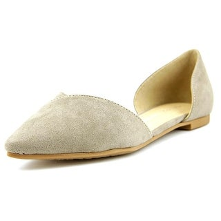 Chinese Laundry Z-Eternal Love Pointed Toe Synthetic Flats