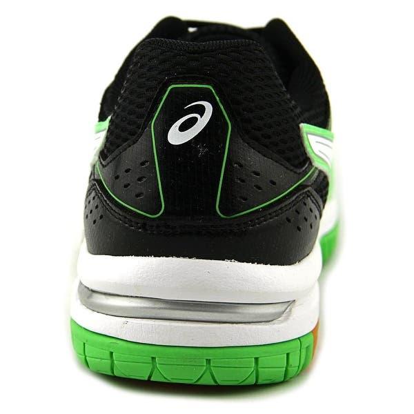 terminar Consejos Íncubo  Asics Gel-Rocket 7 Men Round Toe Synthetic Green Tennis Shoe - Overstock -  14468654