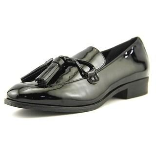Marc Fisher Envy 2 Moc Toe Leather Loafer