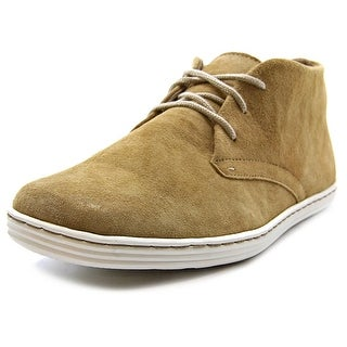 Sebago Barnet Chukka Round Toe Leather Chukka Boot