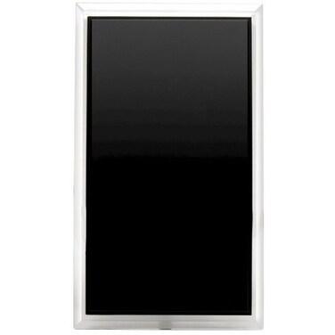 GE JAS34134 Pro Crystal HD Indoor Amplified TV Antenna - Black (Refurbished)