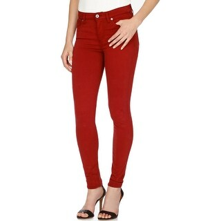 Lucky Brand Womens Hayden Ankle Jeans Slimming Fit Mid-Rise - 30