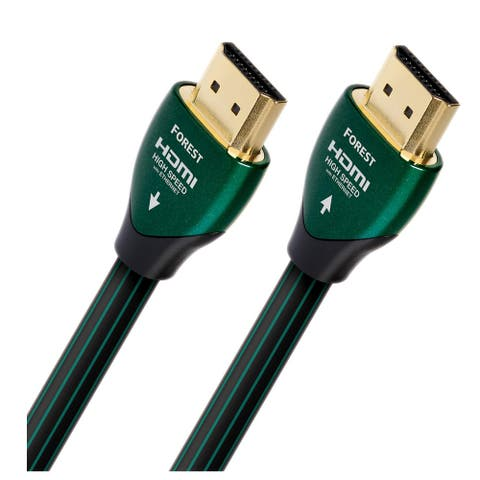 AudioQuest Forest HDMI Cable - 13.12 ft. (4m) - Green
