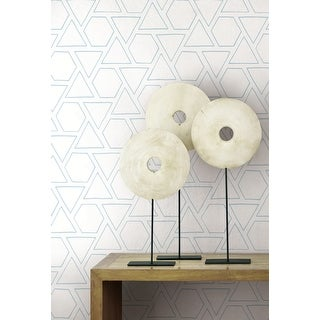 Seabrook Designs Beach House Sun Shapes Unpasted Wallpaper