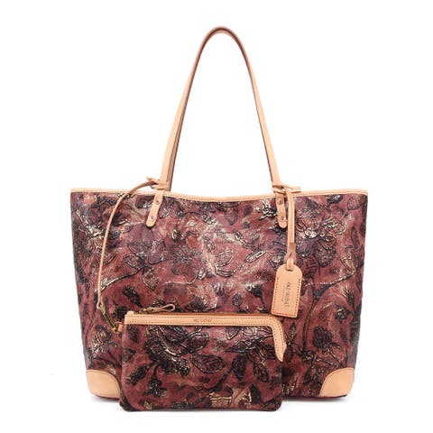 Old Trend Maple Grove Canvas Tote