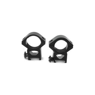 NcSTAR RB04/2 30MM WEAVER RING, FLAT-STUD