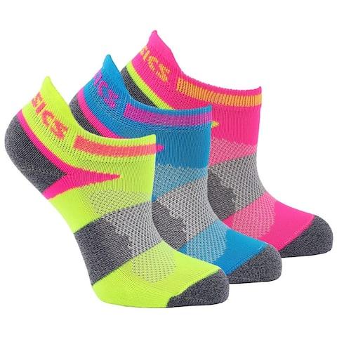 ASICS Quick Lyte Cushion Low Cut 3-Pack Socks - Kids Socks