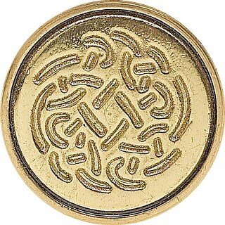Celtic Rose - Classic Seal W/Wax Set