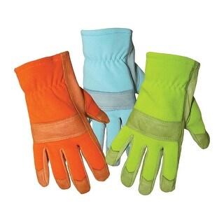 Boss 791 Pigskin Palm Garden/Work Glove, Ladies