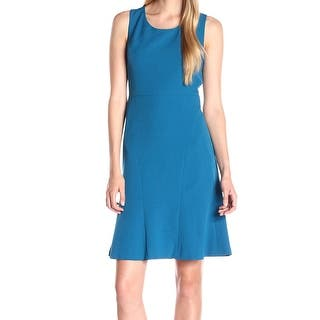 Kasper NEW Blue Teal Women's Size 6 Sheath Fit & Flare Crepe Dress|https://ak1.ostkcdn.com/images/products/is/images/direct/f1f9d2ae501ce3aa0ae459785584cbdb6884ce01/Kasper-NEW-Blue-Teal-Women%27s-Size-6-Sheath-Fit-%26-Flare-Crepe-Dress.jpg?impolicy=medium