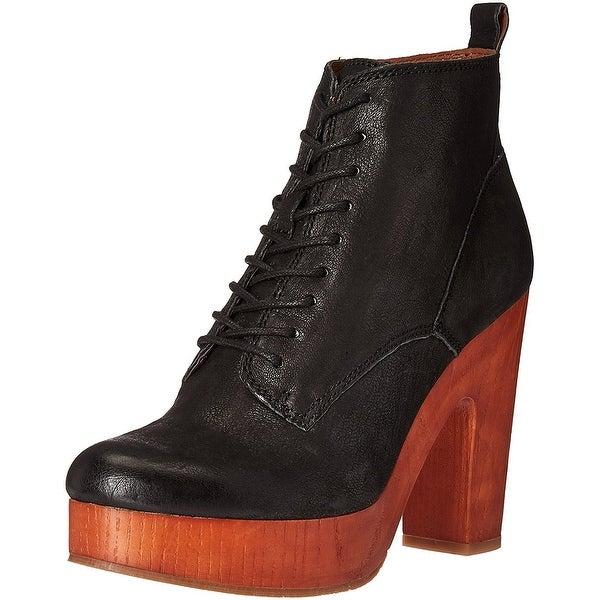 Lucky Brand Womens tafari Closed Toe Ankle Fashion Boots