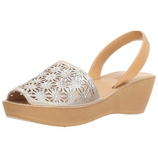 Link to Kenneth Cole Reaction Womens Shine Far Fabric Peep Toe Special Occasion Platf... Similar Items in Women's Shoes