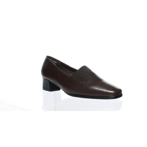 53e18c870e5 Shop David Tate Womens Lido Brown Calf Heels Size 8 (2E) - On Sale ...