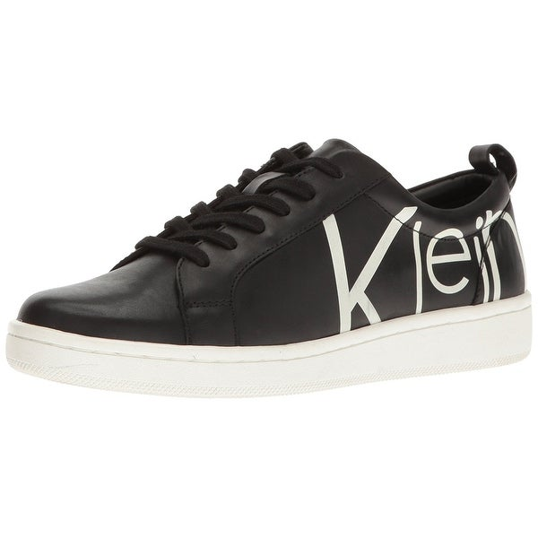 Calvin Klein Womens Danya Low Top Lace Up Fashion Sneakers