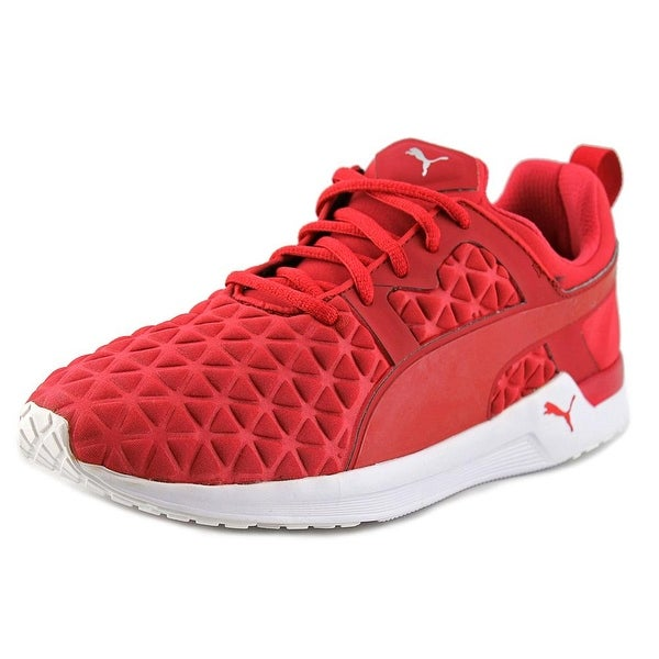 Puma Pulse XT 3D Women Round Toe Synthetic Red Tennis Shoe