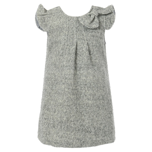 9caf7882cd5 Shop Richie House Girls  Elegant Dress with Bow - On Sale - Free ...