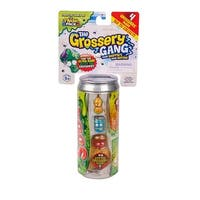 The Grossery Gang S1 Mini Figure 4-Pack - multi
