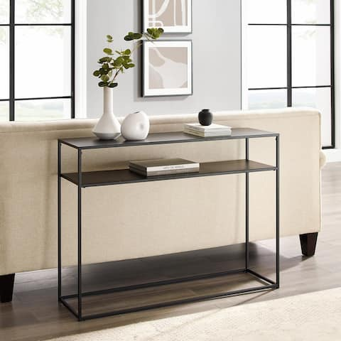 Braxton Console Table - 42 W x 12 D x 30 H