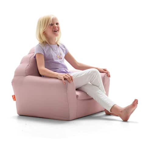 Big Joe Kid's Chair, Art Deco Mid Mod