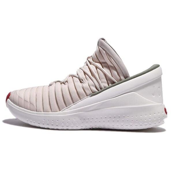 aa919767ffa3 Shop Jordan Flight Luxe 919715 142 Cream White - 10 - On Sale - Free ...